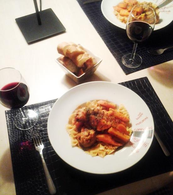 souper à deux