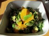 Salade de ThonAgrumentée