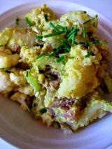Salade de Pommes de Terre auCari