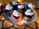 Cupcake du NouvelAn